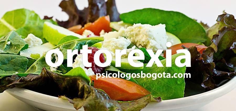 ortorexia